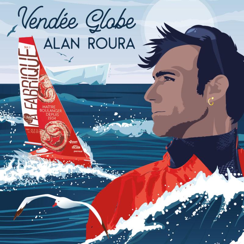 VendeeGlobe-AlanRoura